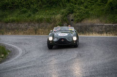 ASTON MARTIN  DB 3S 1952 Royalty Free Stock Photos
