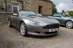 Aston Martin DB9 Stock Image