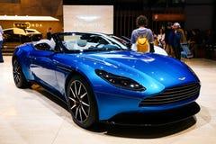 Aston Martin DB11 Volante images stock