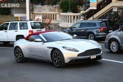 Aston Martin DB11 Volante photo stock