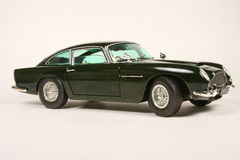 Aston Martin DB5 1963 Royalty Free Stock Photos