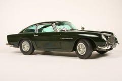 Aston Martin DB5 1963. 1963 Aston Martin DB5, Chrono 1:18 scale diecast model, image 3 Royalty Free Stock Photos
