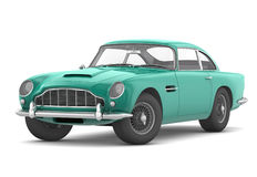 Aston Martin DB5 Vantage (1964) Stock Images