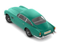 Aston Martin DB5 Vantage (1964) Photographie stock libre de droits