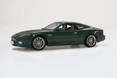 Aston Martin DB7 Stock Photo