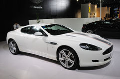 Aston Martin DB9 Stockbilder