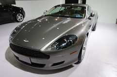 Aston Martin DB9 Stock Images