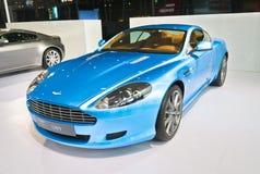 Aston Martin DB9 Stock Foto's