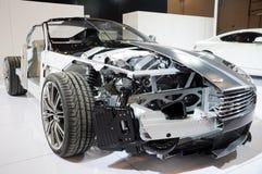 Aston Martin db9 Royalty-vrije Stock Fotografie