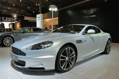 Aston Martin DBS Stockfotos