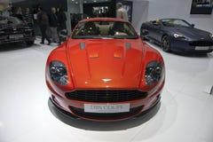 Aston Martin DBS Coupe royalty free stock photos