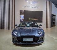 Aston Martin Dbs stock afbeeldingen