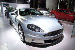 Aston Martin DBS sport car Stock Photo
