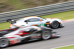 Aston Martin GT3 Stock Photography