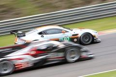 Aston Martin GT3 Fotografía de archivo