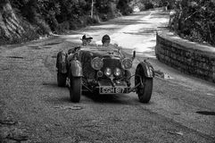 ASTON MARTIN Le Mans 1933 Stock Foto
