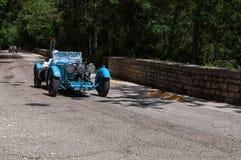 ASTON MARTIN Le Mans 1933 Royalty-vrije Stock Afbeelding