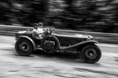 ASTON MARTIN Le Mans 1933 Royalty-vrije Stock Afbeelding