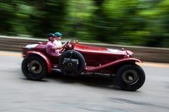 ASTON MARTIN Le Mans 1933 Royalty-vrije Stock Foto's