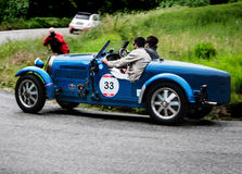 BUGATTI T 40 1927  Royalty Free Stock Photo