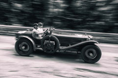 ASTON MARTIN LE MANS 1933 Royalty Free Stock Images