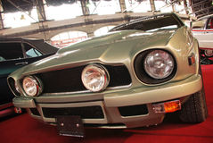 Aston Martin Oscar India Royalty Free Stock Photos