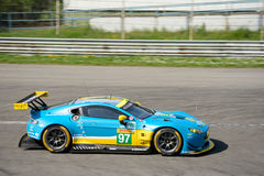 Aston Martin Racing Vantage GTE at Monza Royalty Free Stock Photography