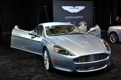 Aston Martin Rapide Photographie stock