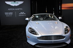Aston Martin Rapide Royalty Free Stock Images