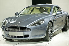 Aston martin rapide Royalty Free Stock Photo