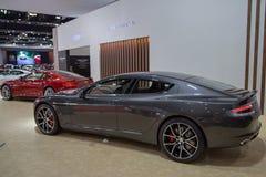 Aston Martin Rapide stock afbeelding