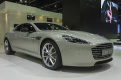 Aston Martin Rapide S Coupe Car Stock Image