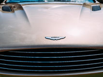 Aston Martin samochód Obrazy Royalty Free