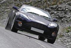 Aston Martin sgomina la S Immagini Stock Libere da Diritti