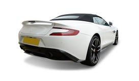 Aston Martin-Sportauto Lizenzfreie Stockfotos