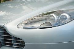 Aston Martin sportbil Arkivbilder
