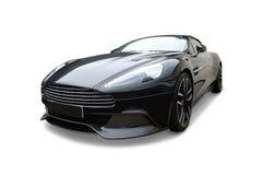 Aston Martin sports car Royalty Free Stock Images