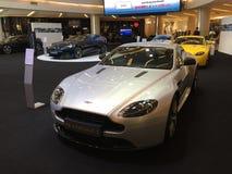 Aston Martin sportwagen Royalty-vrije Stock Afbeeldingen