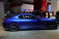 Aston Martin su 64rd IAA Fotografia Stock