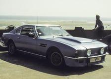Aston Martin V8 Imagen de archivo libre de regalías