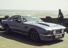 Aston Martin V8 Royalty Free Stock Image