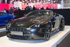 Aston Martin V8 fördel SP10 Arkivfoto