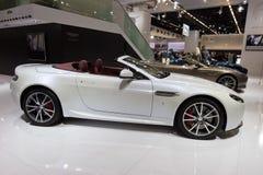Aston Martin V8 vantage Stock Photography