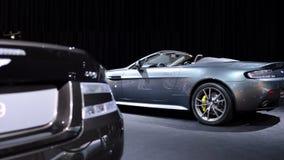 Aston Martin V8 Vantage N430 Roadster stock video