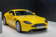 Aston Martin V8 Vantage S Stock Photo