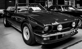 Aston Martin V8 Volante Royalty Free Stock Photos