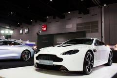 Aston Martin V12 Voordeels Royalty-vrije Stock Fotografie