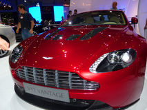 Aston Martin V12 avantageux Photos stock