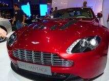 Aston Martin V12 avvantaggioso Fotografie Stock