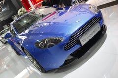 Aston Martin V8 S ventajoso Fotografía de archivo